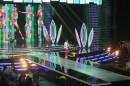 Оформление сцены к конкурсу мисс
